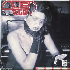 "ALTER EGO - Poker - VINYL 7"" 45 LP 1985 NEAR MINT COVER VG+ CONDITION"