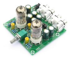 6J1 Valve Pre-amp Tube PreAmplifier Board Bass on Musical Fidelity X10-D circuit