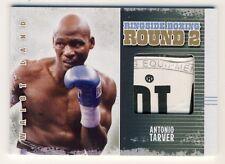 Antonio Tarver 2011 Ringside Boxing Round 2 Waist Land Patch Gold 1/1 #WL-23