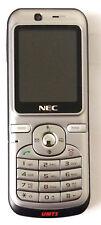 Nec E353,Unlocked GSM Tri Band,Camera,Bluetooth,FM Radio, Heavy Duty Cell Phone.