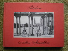 Potsdam in alten Ansichten -Stadtschloß Garnisonkirche Palast Barberini Marstall