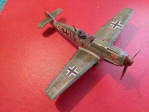 Dinky Messerschmitt Bf 109 E