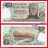 ARGENTINA 50 Pesos argentinos 1983 Pick 314  SC / UNC