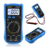 Digital LCD Multimeter Backlight AC/DC Ohmmeter Voltmeter Ammeter Tester Tool