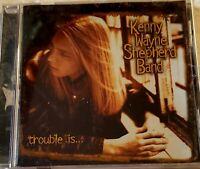 Kenny Wayne Shepherd Band CD Trouble Is