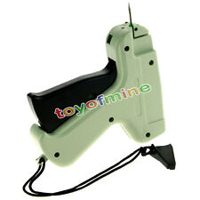 Garment Brand Portable Clothes Dress Price Label Gun Tagger Tagging Tag Gun