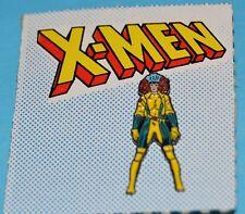 X-MEN ROGUE METAL PIN FIGURE COLLECTIBLE MARVEL COMIC ARGENTINA RARE EDITION