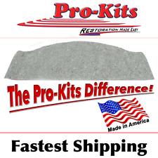 Fits 68 69 70 Roadrunner GTX Coronet Rear Window Shelf Package Tray Insulation