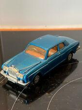 Corgi 280 Rolls Royce Silver shadow Mulliner Park Ward Bleu