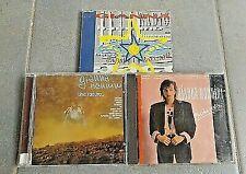 *KM LOTTO 3 CD GIANNA NANNINI RADIO BACCANO UNA RADURA MASCHI E ALTRI NO SANREMO