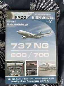 PMDG 737 NG 600/700 Pc RARE