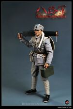 1/6 Soldier Story Action Figure WWII Chinese Eighth Routh Army Gunner SS098