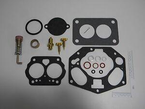 PORSCHE 356 A B C SC Zenith 32NDIX Carburetor Kit (ZE-2) PORSCHE (4) 1950-65