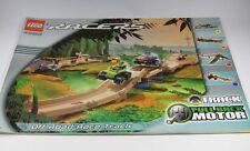 LEGO MANUAL DE INSTRUCCIONES N º 4588 Racers OFF ROAD RACE Camión