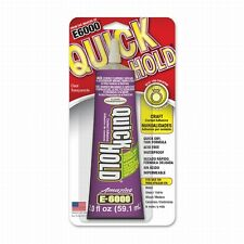 Eclectic 380722 E-6000 Series Quick Hold Industrial Strength Adhesive 2oz