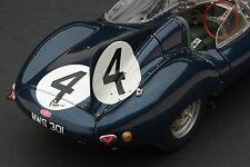 Exoto XS 1956 Ecurie Ecosse Jaguar D-Type / 1st Le Mans / 1:18 / #RLG88004 - 2