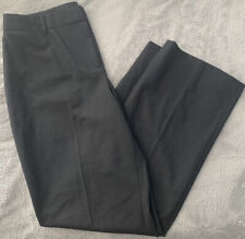 Jones New York Collection Platinum Grey Stretch Wide Leg Dress Pants Size 10 NWT