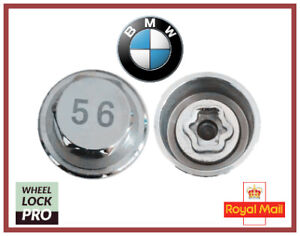 New BMW Locking Wheel Nut Key Number 56- UK Seller