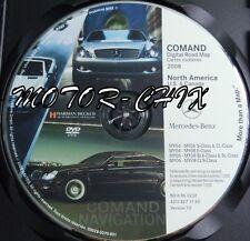 2005 2006 2007 2008 Mercedes SLK280 SLK350 SLK55 Navigation DVD Map 7.0 Update