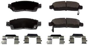 Rr Semi Metallic Brake Pads  Monroe  FX883