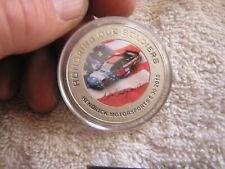 2010 Honoring Our Soldiers Memorial Day Weekend Token Limited Edition Dale