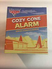 Disney D23 Expo 2017 Exclusive Mattel Cars Precision Series Cozy Cone Alarm LE *