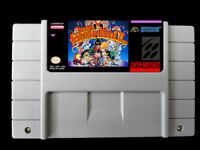 Super Adventure Island 2  SNES (US) Version