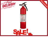 Fire Extinguisher Recreational 1-A:10-B:C Combustibles Liquids Electrical Usage