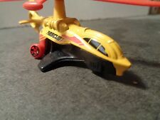 HOT WHEELS  SKY KNIFE  RESCUE HELICOPTER   DIE-CAST METAL  5-2-3