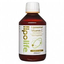 Liposomal Lipolife Gold Vitamin C - Quali-C SOY FREE - INSTANT HIGH DOSE