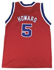 CHAMPION Vintage Juwan Howard #5 Washington Bullets Jersey Youth Large 14-16