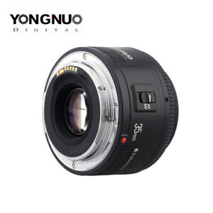 Yongnuo 35mm YN35mm F2 Wide-angle Large Aperture Fixed Auto Focus Lens For NIKON