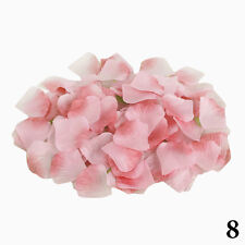 1000~5000pcs Various Colors Silk Flower Rose Petals-Wedding Party