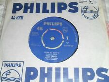 """Ronnie Carroll Tell Me All About It b/w Where Are You 7"""" 1964 Philips BF 1329"""