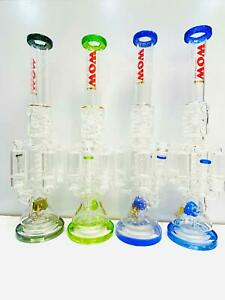 Water Pipes Running On 'Shrooms WOW Lookah Glass Bong classic Shisha Bottle