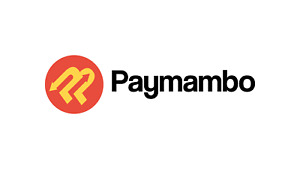 Paymambo.com is a cool brandable domain name for sale + Free Logo!