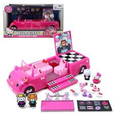 HELLO KITTY Dance Party Limo Playset Pink (new with box )