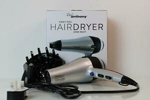Hairdryer Hair Dryer  Orbit Pro 2000W by Paul Anthony High Quallity UK