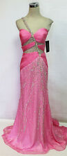 NWT PRIMA DONNA 5633 Begonia $798 Evening Prom Gown 12