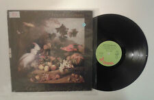 "Procol Harum ""Exotic birds and fruit"" LP CHRYSALIS 040 1058 L Italy 1974 G+/VG"