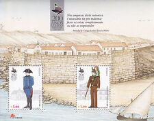 PORTUGAL S / S MILITARY COLLEGE 200 YEARS    MNH (**)