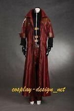 Devil May Cry 4 Dante cosplay costume Custom Made Halloween