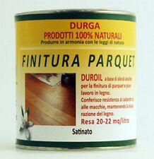 Durga Duroil 0.750l - Olio duro opaco per la finitura di parquet e infissi.