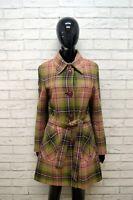 MAX&Co. Donna Cappotto in Lana Slim Giacca Bottone Taglia 44 Jacket Women's