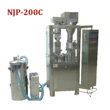 110V/220V Advanced filling machine Automatic Capsule Filling Machine NJP-200C