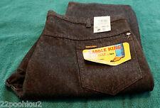 Men's Saddle King Black Jean Size 40W x 30L New