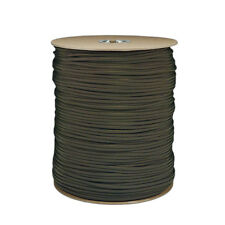 Od Green Paracord 1000 Ft Spool Mil Spec Outdoor Rope Parachute Cord Tie Down