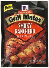 *PRIORITY SHIPPING* McCormick Grill Mates Smoky Ranchero Marinade 12 Packs