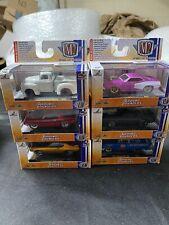 M2 MACHINES GROUND POUNDERS R15 Set Of 6 Cars Rare