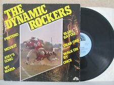 The Dynamic Rockers 1960/1980 Self Titled LP (Dutch Rockabilly) Best of PRETEND